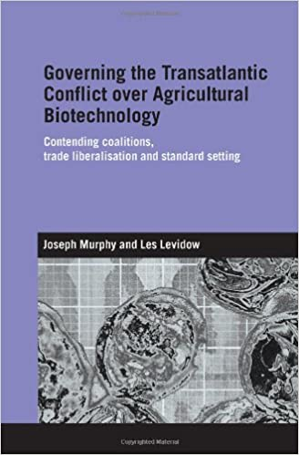Contending Coalitions Governing the Transatlantic Conflict over Agricultural Biotechnology Trade Liberalisation and Standard Setting