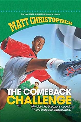 book cover of The Comeback Challenge