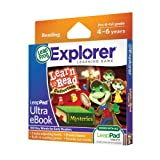 LeapFrog LeapPad Ultra eBook Learn to Read Collection: Mysteries (works with all LeapPad tablets)