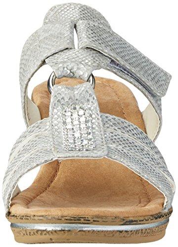 silver 2720507 Argenté Supremo Mules Femme SZv7Uq