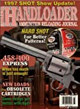 img - for Handloader Magazine - June 1997 - Issue Number 187 book / textbook / text book