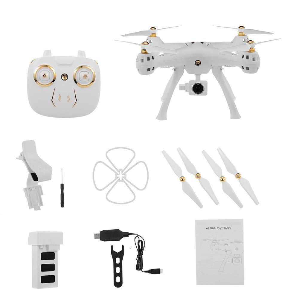 Goolsky ATTOP W9 GPS FPV RC Drohne mit 5G 5G 5G HD Kamera 720P Live ubertragung,Follow Me,Auto Höhenhaltung,Follow me,RC Quadrocopter Ferngesteuert für Anfänger 9b1215