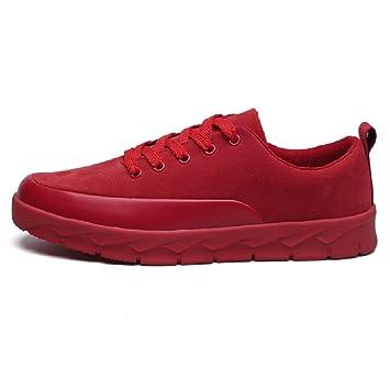 NANXIE Zapatillas De Lona para Hombre En Alpargata Zapatillas De Deporte Mocasines Zapatos De Skate para Hombre Zapatos para Caminar Al Aire Libre: ...