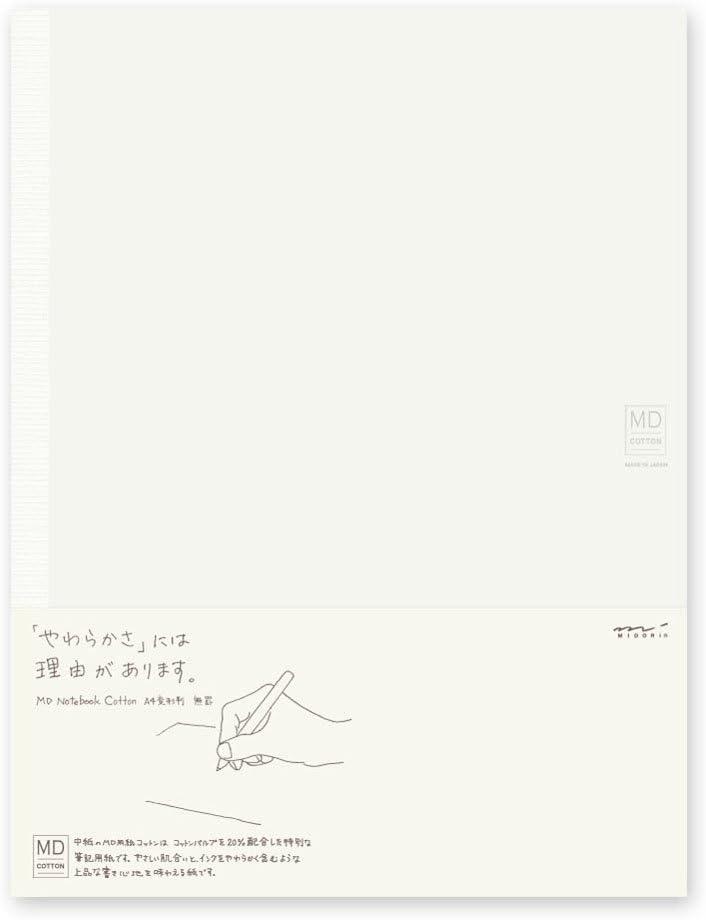 formato M Midori 15189006 Quaderno di carta
