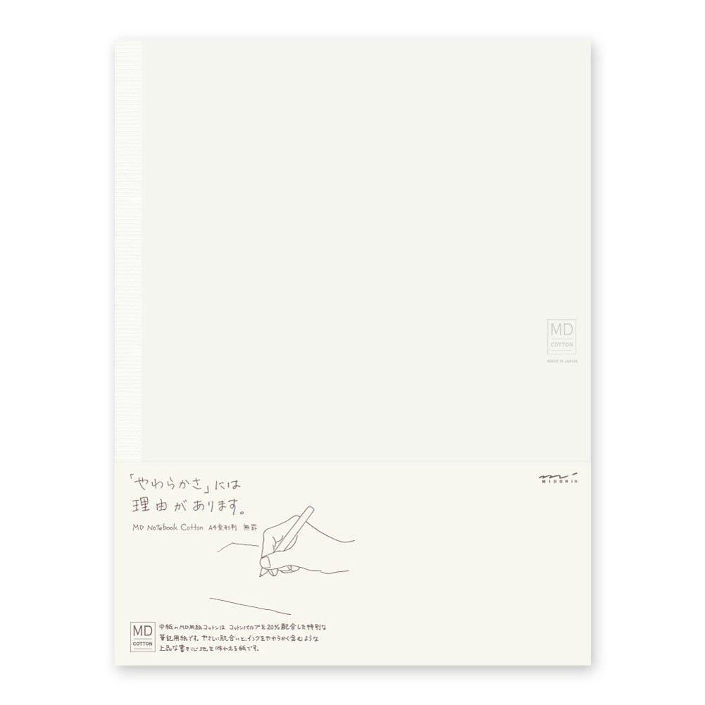 Midori 15138006 – Taccuino di carta, formato L