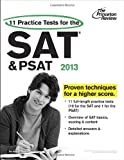 11 Practice Tests for the SAT and PSAT, 2013