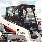 All Weather Enclosure Replacement Door Skid Steer Loaders G Series Bobcat S130 863 751 S160 S150 S70 553 763 S175 T190 S205 773 963 A220 873 753 A300 S185 883 S250 T200 S100 S220 S300 S330