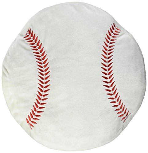 Plush Baseball (Baseball Plush Pillow)
