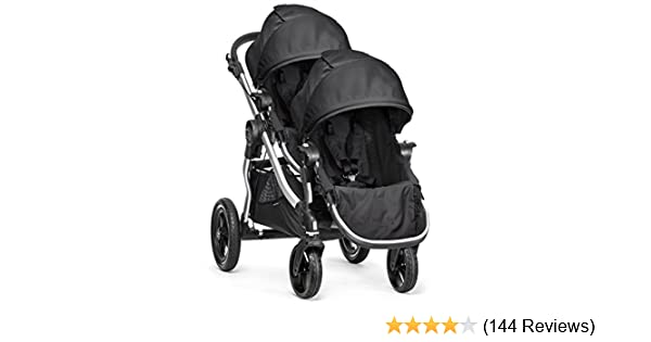 a97a626ead50 Amazon.com   Baby Jogger City Select Stroller with 2nd Seat Onyx ...