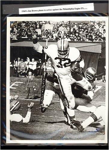 Jim Brown Dating >> Jim Brown Cleveland Browns Nfl 1960 S Original 8 X10 Photo