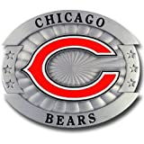 Siskiyou Chicago Bears Oversized Belt Buckle - Chicago Bears One Size