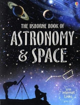 Book of Astronomy and Space (Internet-Linked Reference Books)