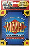More fun than Hearts and Rummy, award-winning Wizard is the Ultimate Game of Trump the whole family can enjoy. The rules are easy to learn -- the strategy adds an exciting challenge. In Wizard, players try to win the exact number of tricks they bid.T...