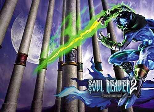 JinJing Prints Soul Reaver 2 19inch x 14inch Customized Silk Print Poster   Silk Wallpaper   Silk Printing