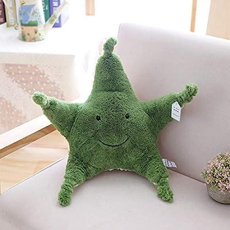 Plush Pillow for Baby//Toddler//Kids//Adults,large super soft stuffed toy,Car Pillow Blue Creative Starfish Plush Sofa Cushion 30cm