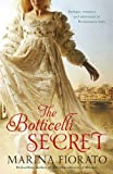 Front cover for the book The Botticelli Secret by Marina Fiorato