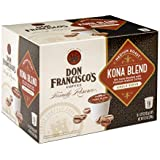 Don Francisco's Kona Blend, K-Cup Coffee Pods, 24 Count