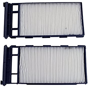 Beck Arnley 042-2055 Cabin Air Filter for select  Nissan Frontier/Xterra models