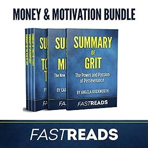 FastReads Money & Motivation Book Bundle Audiobook