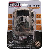 Covert Scouting Cameras 5229 MP8 Camera, Black/Realtree Xtra
