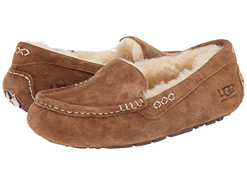 Used, UGG Women's Ansley Moccasin, Chestnut, 8 B US for sale  Delivered anywhere in USA