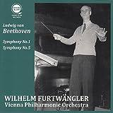 ベートーヴェン : 交響曲 第1番 & 第5番 「運命」 (Ludwig van Beethoven : Symphony No.1 | Symphony No.5 / Wilhelm Furtwangler | Vienna Philharmonic Orchestra) [CD]