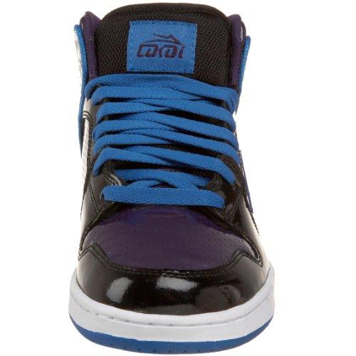 Lakai Fitnessschuhe Telford HO5lila/schwarz Patent Leder Schuh
