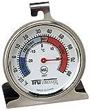 Tru Temp Refrigerator-Freezer Thermometer, 3 Pack