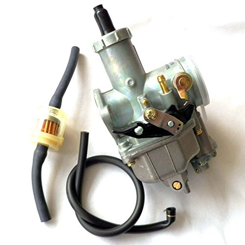 YunShuo KEIHIN Carburetor PZ30mm CG200 Carb with Accelerate Pump Honda 175cc 200cc Motor