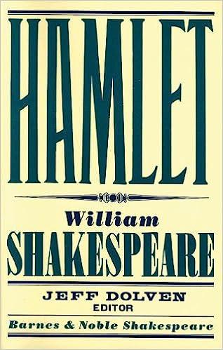 Amazon hamlet barnes noble shakespeare 9781411400344 hamlet barnes noble shakespeare trade paperback edition edition fandeluxe Images