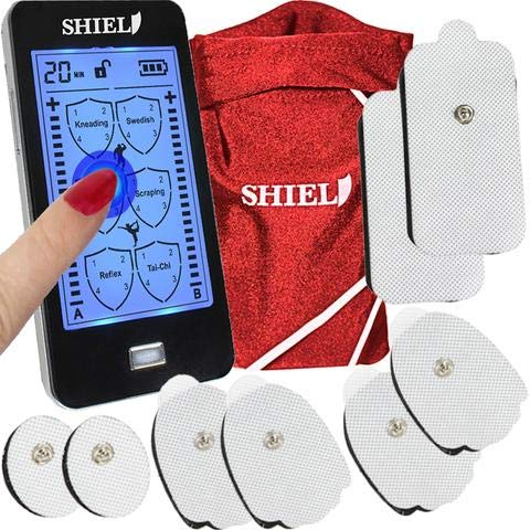 Shield Touchscreen Rechargeable Tens