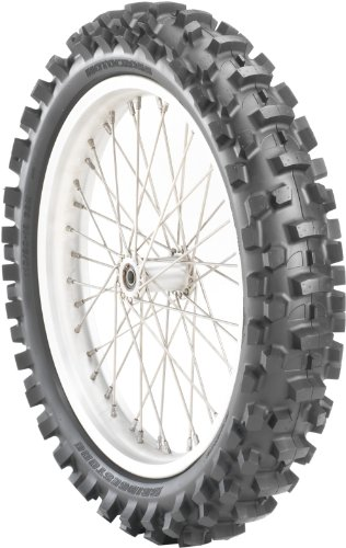 Bridgestone M102 Motocross Rear Tire 110/90-19 - Bridgestone Dirt Bike Tires