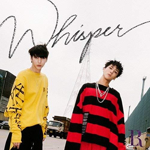VIXX LR - Whisper [KIHNO ver.] SMC+28 Photocards+Signed Postcard+Folded Poster+Free -