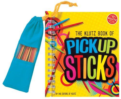 The Klutz Book of Pickup Sticks