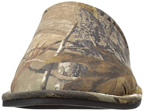 Wembley Men's Realtree Scuff Slipper Mule, Camouflage, Medium/8-9 M US by Wembley (Image #2)