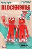 """Blockheads 5"""" Pair"""