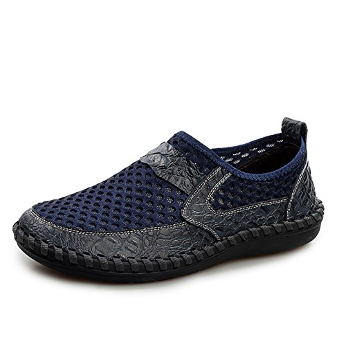 Zapatos de verano ventilación pedal hombre/Zapatos de ocio de deportes de Doug A