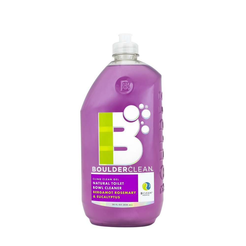 Zest bathroom cleaner - Boulder Clean Natural Toilet Bowl Cleaner Bergamot Rosemary Eucalyptus 28 Oz 4