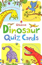 Dinosaur Quiz (Usborne Quiz Cards)