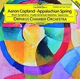 Copland: Appalachian Spring (Suite); Short Symphony (Symphony No. 2); Quiet City; Three Latin American Sketches