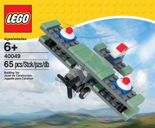LEGO Creator Set #40049 MINI Sopwith Camel Bagged (Sopwith Propeller Camel)