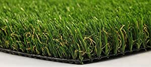 Artificial Grass/Turf 35mm Finesse Deluxe by Tiger Turf *MADE IN BRITIAN* (4 X 1Meters)