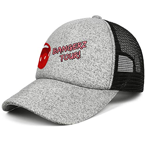 KAIWNV Baseball Caps for Women/Men Adjustable Best Athletic Cap Grey