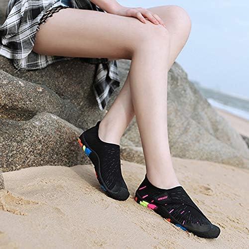 ピンク夏上流の靴女性のハイキングシューズ柔らかい靴シュノーケリング屋外の靴速乾性の靴靴ダイビング男性のワタリ靴US4.5-US13 ポータブル (色 : Pink, Size : US13)
