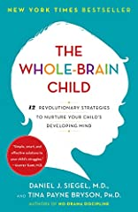 "NEW YORK TIMES BESTSELLER • The authors of No-Drama Discipline and The Yes Brain explain the new science of how a child's brain is wired and how it matures in this pioneering, practical book.""Simple, smart, and effective solutions to y..."