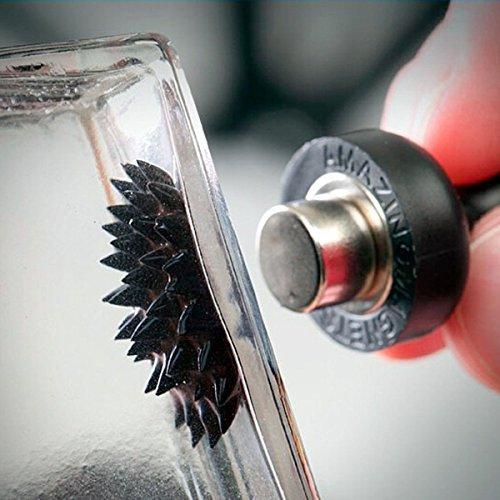 Hoptech Bottle Ferrofluid Magnetic Liquid Display Toy