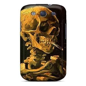 New Arrival Cigarette Skeleton HyaAwww8076nsPdF Case Cover/ S3 Galaxy Case