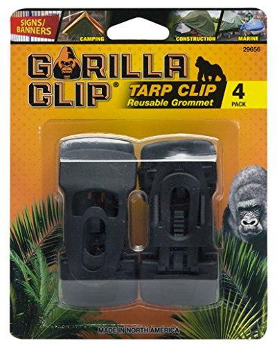 EasyKlip 29656 Gorilla Patented Clip, - Hardware Abi