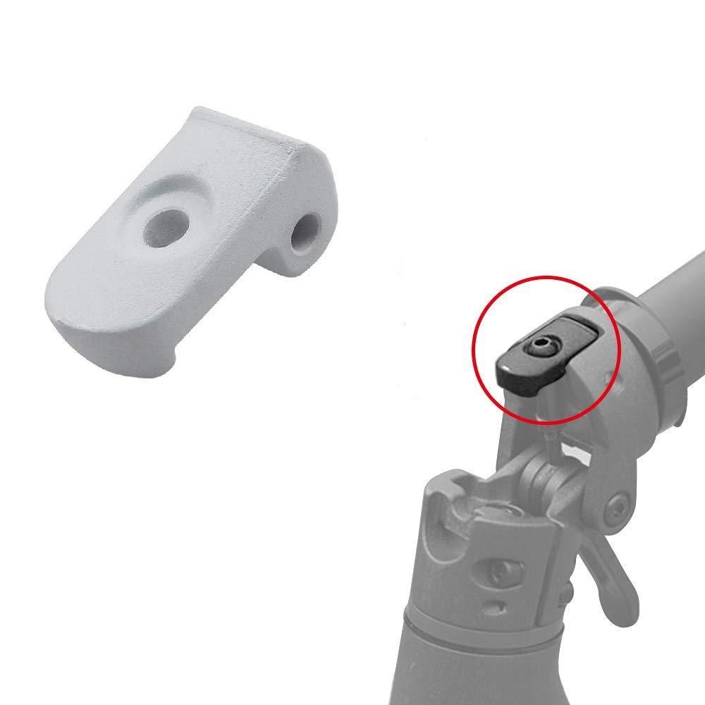 aibiku Hebilla Plegable para Xiaomi Mijia M365 Eléctrico Scooter Piezas de Repuesto de Accesorios