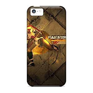 Iphone 5c SGC1055bAwR Provide Private Custom Trendy Tampa Bay Buccaneers Skin Protector Hard Cell-phone Case -JoanneOickle